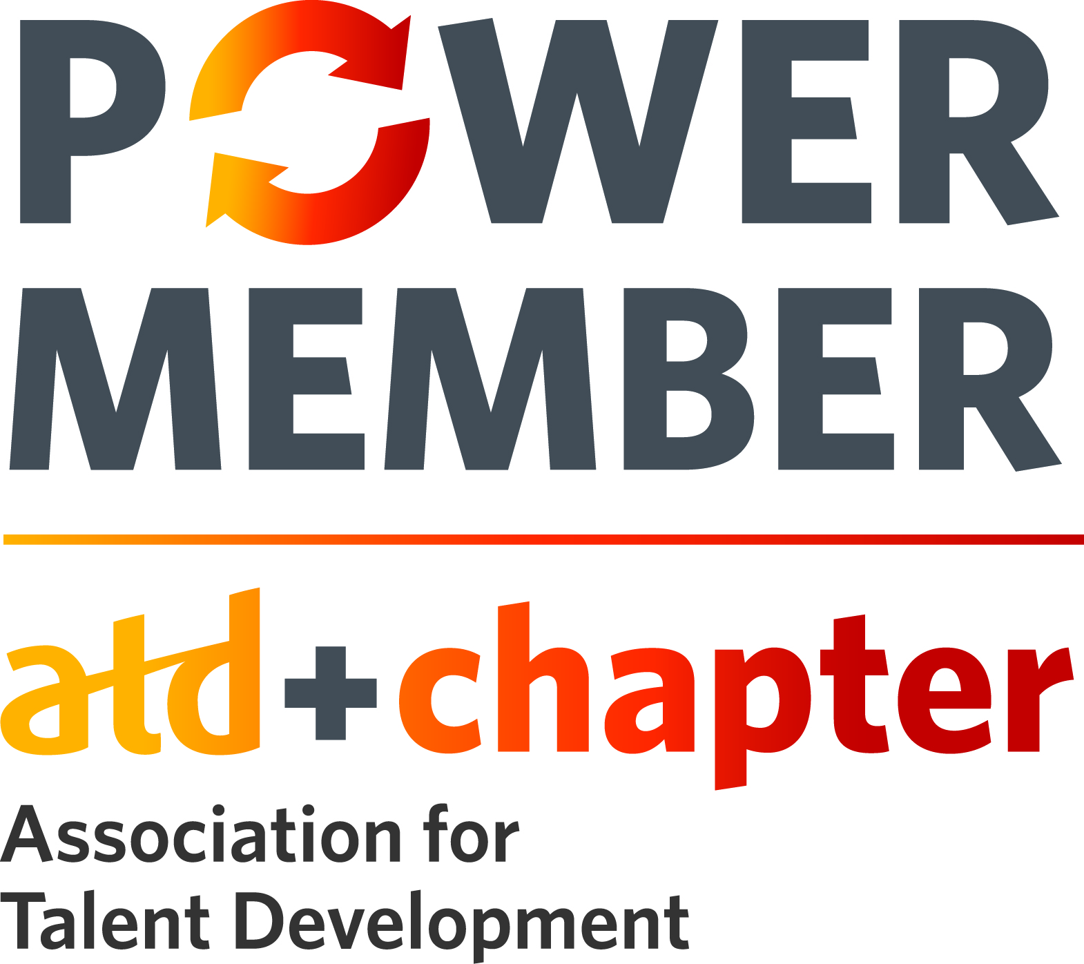 ATD Power Member graphic